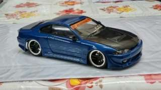 1/24 Silvia S15 上色完成品