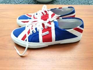 Superga British Canvas sneakers