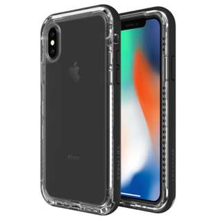LifeProof iPhone X NËXT 保護殼 Black Crystal