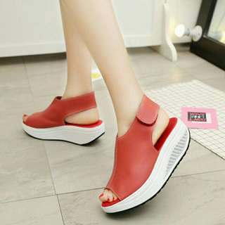 [PO] WOMAN WEDGES SHOES