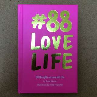 88 Love Life (INC POST)