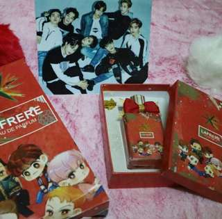 Lafrere parfum EXO Holiday