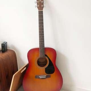 Yamaha F310 CS Guitar
