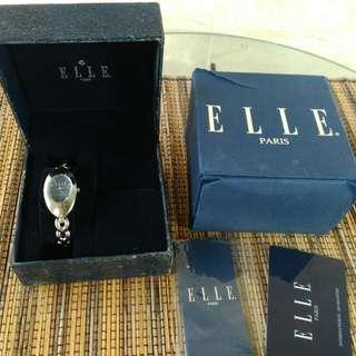 Jam tangan wanita ELLE Time original preloved second