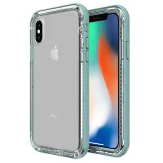 LifeProof iPhone X NËXT 保護殼 Seaside