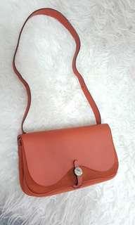 Authentic hermes colorado shoulder bag #i
