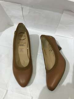 Milano Brown Shoes