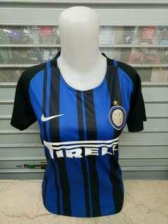 Jersey Inter Milan Home Ladies 2017 / 2018 Grade Ori