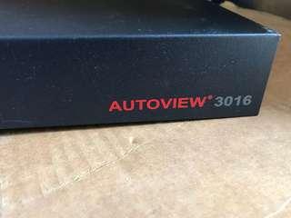 Autoview 3016 - Remote Console
