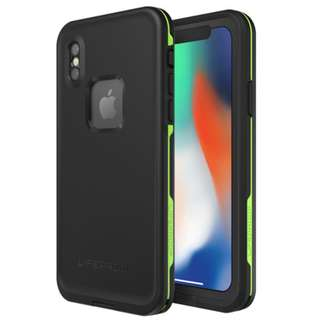 LifeProof iPhone X FRĒ 保護殼 Night Lite