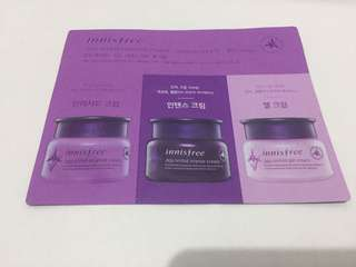 Innisfree Jeju Orchid Cream (Trial Kit)