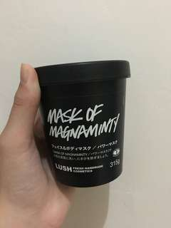 LUSH MASK OF MAGNAMINTY 315gr