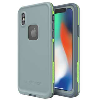 LifeProof iPhone X FRĒ 保護殼 Drop In