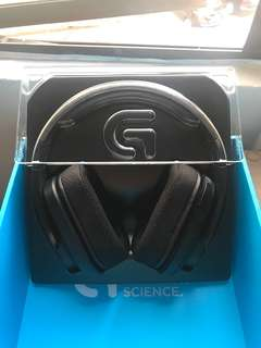 🚚 Logitech Artemis spectrum wireless 7.1 gaming headset