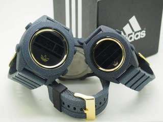 Adidas watch couple set