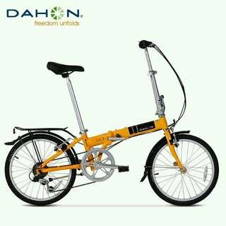 Dahon Bullet Folding Bike