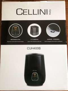 Cellini CUH400B 專業超聲波冷暖霧放濕機