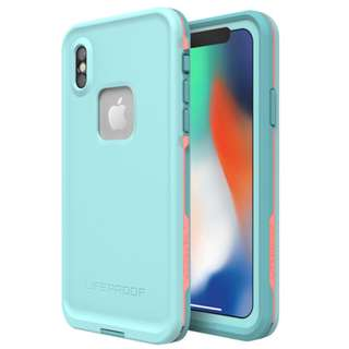 LifeProof iPhone X FRĒ 保護殼 Wipeout