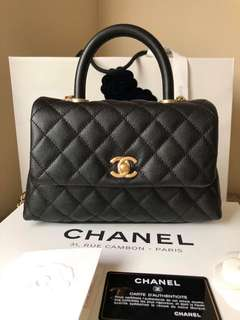 Chanel Coco Handle 24cm