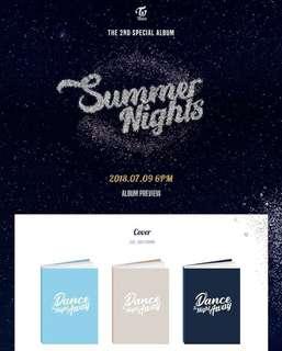 Twice _ Summer Nights