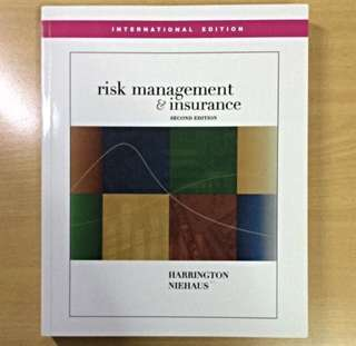 Risk Management and Insurance Textbook