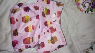 Cloth diaper (naughty bay)
