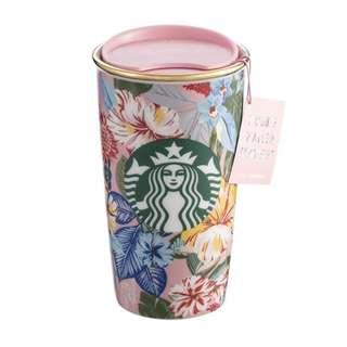 台灣代購 台灣直送 星巴克  Starbucks BAN.DODW夏日花園 💗