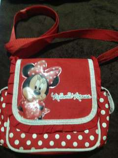 Minnie Mouse Slingbag