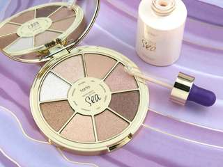 Tarte Rainforest of The Sea Eyeshadow Vol. III
