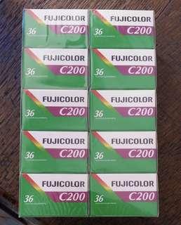 Roll Film Fujicolor C200