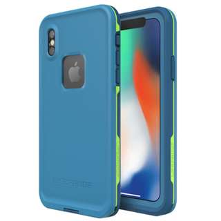 LifeProof iPhone X FRĒ 保護殼 Banzai