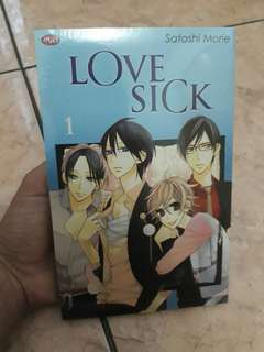 Komik Love Sick