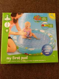 Brand New Inflatable Baby Pool by ELC