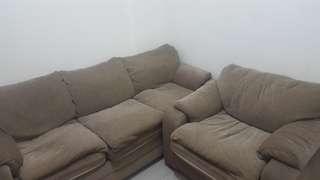 Sofa set (bisa nego)
