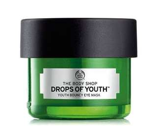 EYE MASK - DROP OF YOUTH THE BODY SHOP