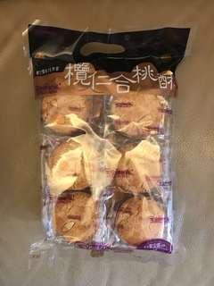 聖安娜 欖仁合桃酥 (原價$40,現售$25)
