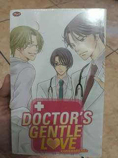 Komik Doctor's Gentle Love