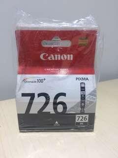 Canon 726號 printer ink 墨水