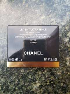 Chanel Le Teint Ultra Tenue Compact Foundation Powder