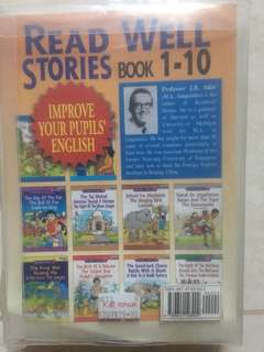 Times Educational Read Well Series - 10 bookset