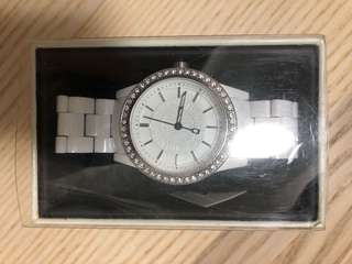 DKNY Female Watch (White)