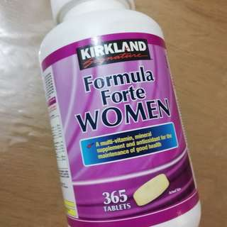Kirkland Multivitamins For Women