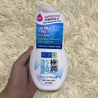 Hada Labo Hydrating Foaming Wash