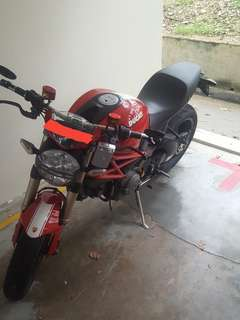 Ducati Monster 1100 Evo for sale