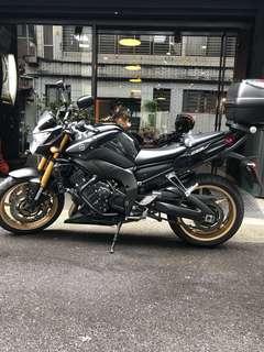 2013年 Yamaha FZ8N ABS 里程少 可分期 免頭款 可換車