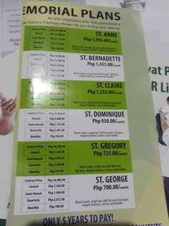St peter plan