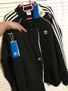 Adidas Originals Track Suit Top and Pants