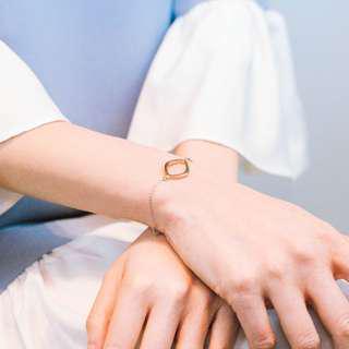 🚚 Rose Gold Minimalist Bracelet [Lyra Bracelet]