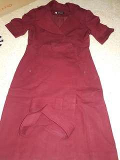 GIANINA Dress Kerja Kece
