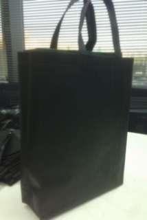 全黑環保袋